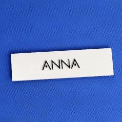 Logo w postaci liter z...